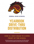 Yearbook Distribution June 24th!