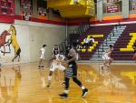 Photo Gallery: Boys Varsity Basketball vs. Pueblo South