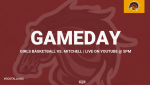 Girls Basketball vs. Mitchell Live on YouTube
