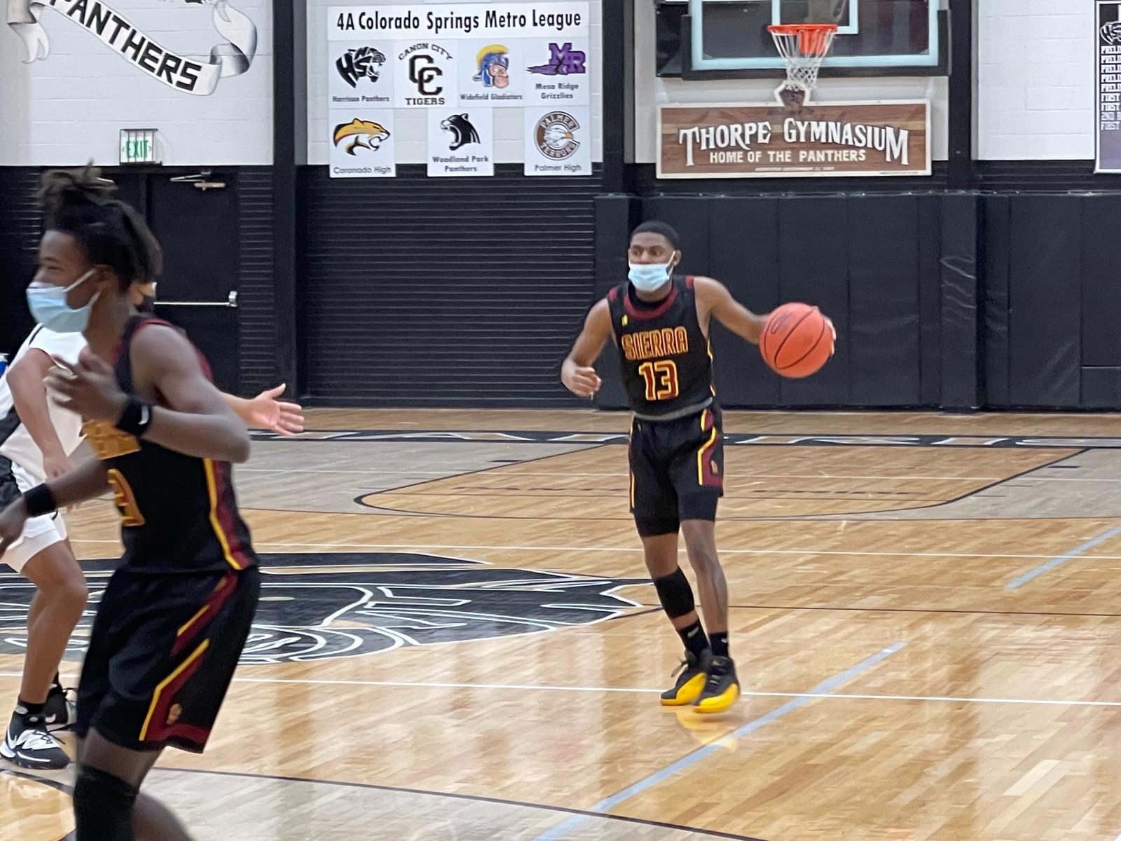 Photo Gallery: Boys Basketball vs. Harrison