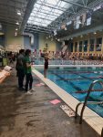 Mahkellah McClure Finished 14th Overall at the CHSAA State Swim Meet; Sets School Record