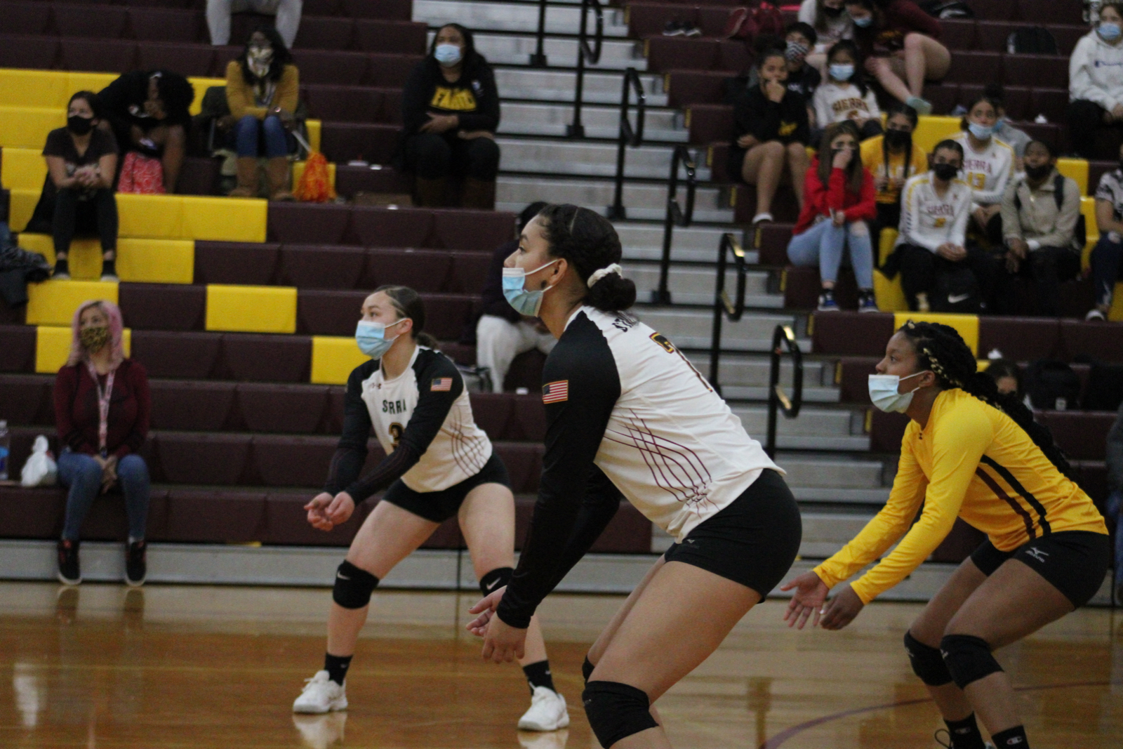 Photo Gallery: Varsity Volleyball vs. Sand Creek