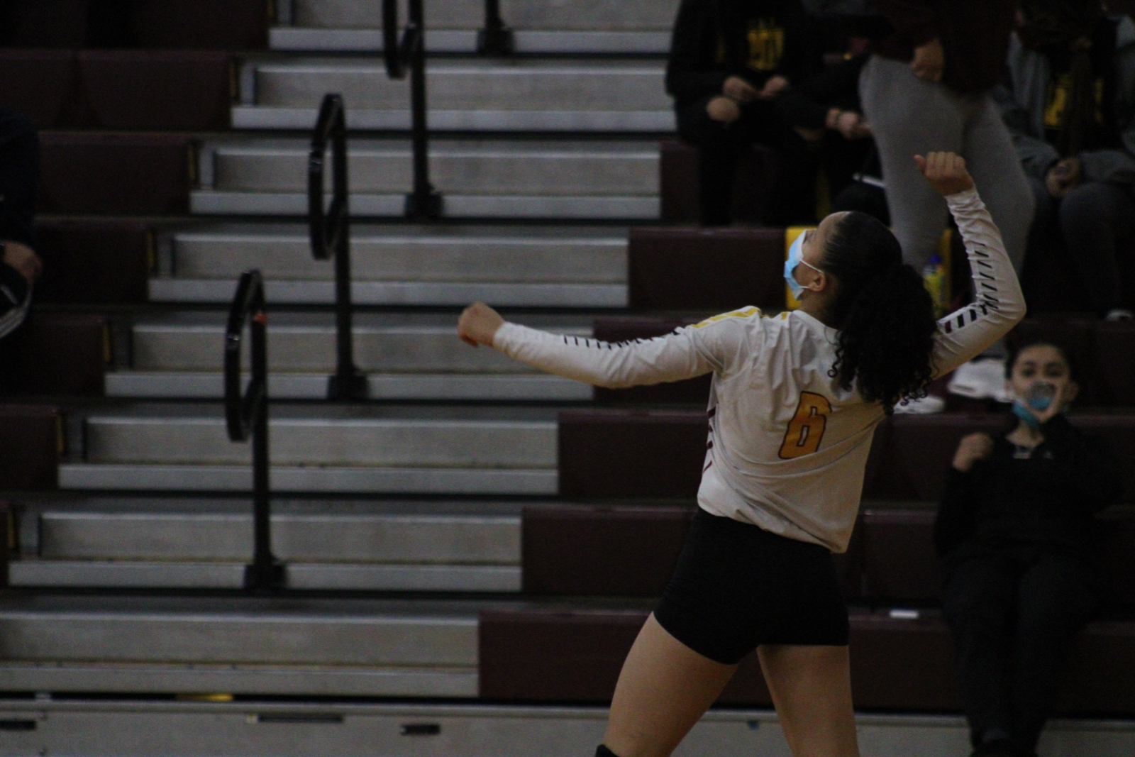 Photo Gallery: C-Squad Volleyball vs. Elizabeth