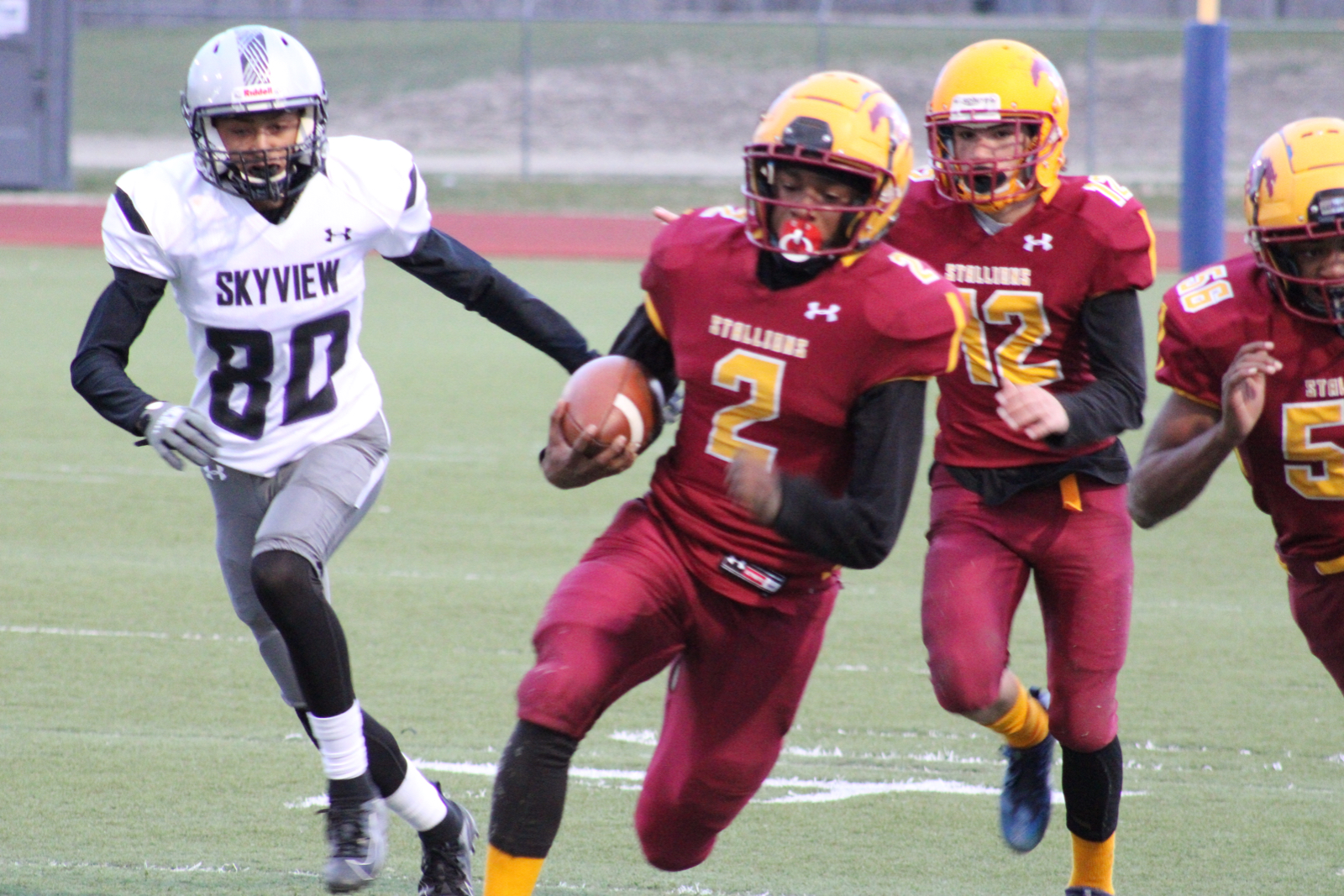 Photo Gallery: Football vs. Skyview