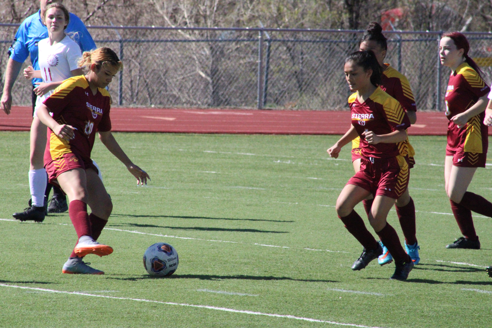 Photo Gallery: Girls Soccer vs. Sand Creek