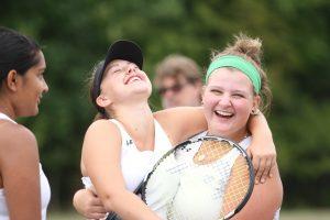 Girls Tennis 8/30/17