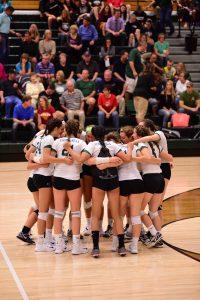 Varsity Volleyball – 9/12/17
