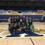 Girls Basketball visits Kent State practice