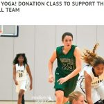 Girls Basketball FREE Yoga Session – November 10th