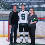 Ice Hockey Senior Night - 2/3/18