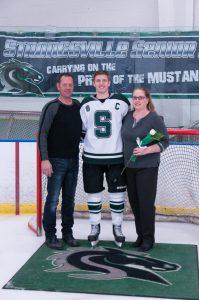 Ice Hockey Senior Night – 2/3/18