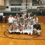 Girls Basketball District Champions