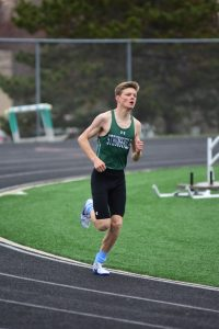 Track and Field Action Shots