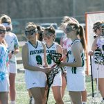 Girls Lacrosse Action Shots