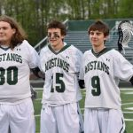 Boys Varsity Lacrosse falls to Delaware Hayes 12 – 8