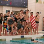 MUSTANGS ADVANCE MOST SWIMMERS TO DISTRICT MEET
