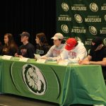 MUSTANG ATHLETES SIGN LETTERS OF INTENT