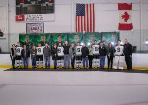 HOCKEY SENIOR NIGHT 2/8/2020