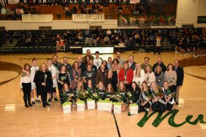 BOYS BASKETBALL, CHEERLEADING AND DANCE SENIOR NIGHT 2/14/2020