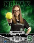 SENIOR SPOTLIGHT- ERIN NOVAK
