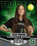 SENIOR SPOTLIGHT- TESSA TROUTEN