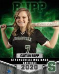 SENIOR SPOTLIGHT- CAITLIN RUPP