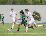 Boys Varsity Soccer falls to Brunswick 2 – 1