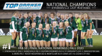 LADY MUSTANGS SOCCER NAMED NATIONAL CHAMPS