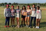 Cross Country Lady Mustangs
