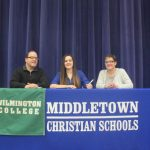 Kayla Marrero Signs With Wilmington College