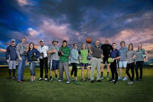 2015-2016 Maverick Athletic Department