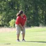 West Noble High School Girls Varsity Golf finishes 2nd place