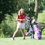 West Noble Girls Golf finishes 7th place; Shearer Advances to Regionals