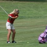 West Noble High School Girls Varsity Golf beat Churubusco High School 199-255