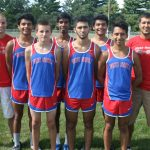 West Noble High School Boys Varsity Cross Country finishes 5th place