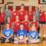 West Noble High School Girls Junior Varsity Volleyball Play Well at Wawasee Invite