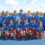 West Noble High School Boys Varsity Tennis falls to Goshen High School 1-4