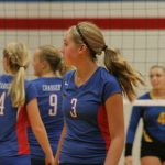West Noble High School Girls Junior Varsity Volleyball beat Tippecanoe Valley High School 2-0