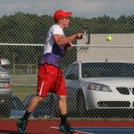 West Noble High School Boys Varsity Tennis finishes 3rd place