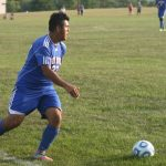West Noble High School Boys Varsity Soccer beat Angola High School 5-1