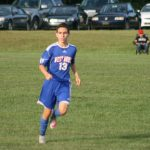 West Noble High School Boys Varsity Soccer beat Wawasee High School 2-1