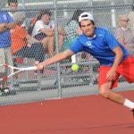 West Noble High School Boys Varsity Tennis beat Whitko High School 5-0