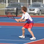 West Noble High School Boys Varsity Tennis beat Central Noble High School 5-0