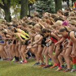 West Noble High School Girls Varsity Cross Country finishes 13th place