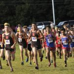 West Noble High School Boys Varsity Cross Country finishes 2nd place