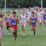 Chargers Finish 2nd in NECC Boys XC Meet