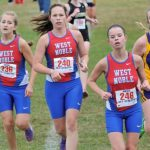 Lady Chargers Finish 8th in NECC XC Meet