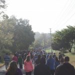 West Noble Celebrates National Walk To School Day