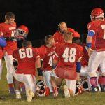 West Noble High School Varsity Football falls to Garrett High School 14-43