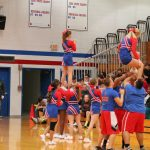 West Noble High School Girls Varsity Basketball beat Wawasee High School 44-29
